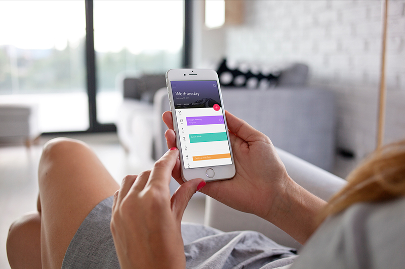iPhone 6 in home environment – 14 photo mockups