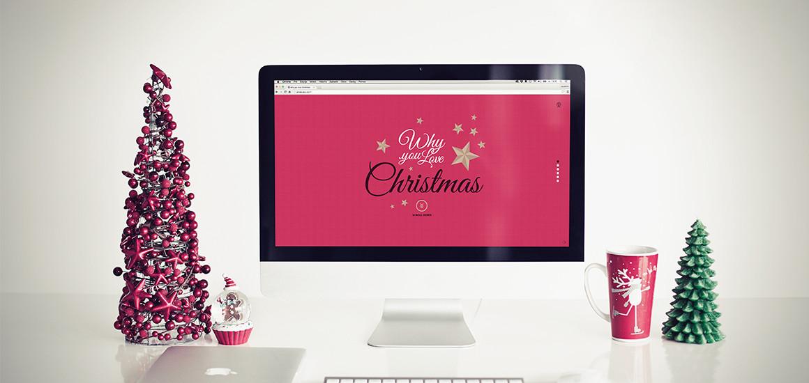 Christmas time – 4 photo mockups