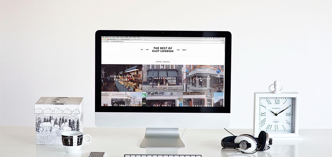 B&W – 9 iMac photo mockups