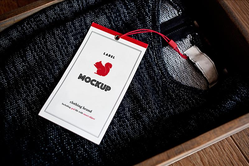 label mackup