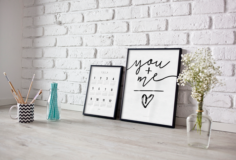 Frame vol. 1 – 12 photo mockups