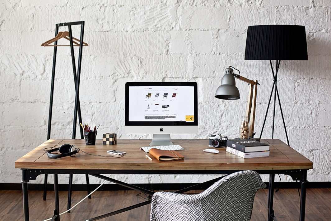 Web Designer Workspace