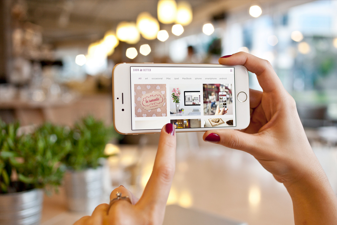iphone 6 photo mockup